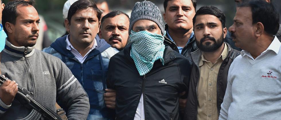 Conspirator of 2008 Gujarat blasts held in Delhi