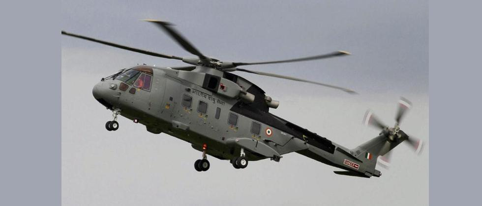 ED arrests defence agent in VVIP choppers case