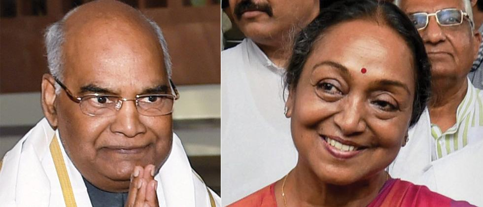 Except Kovind, Meira Kumar, all presidential nominations rejected