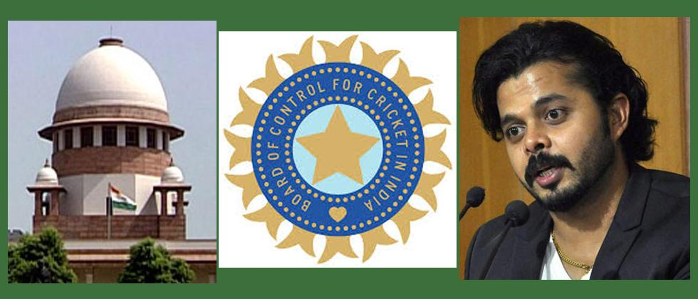 2013 IPL spot fixing: SC says BCCI Ombudsman to reconsider quantum of punishment for S Sreesanth