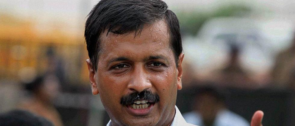 Kejriwal blames BJP-RSS for caste tensions in Maharashtra