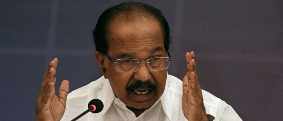 Poll trends disappointing, need to rethink caste management: Moily
