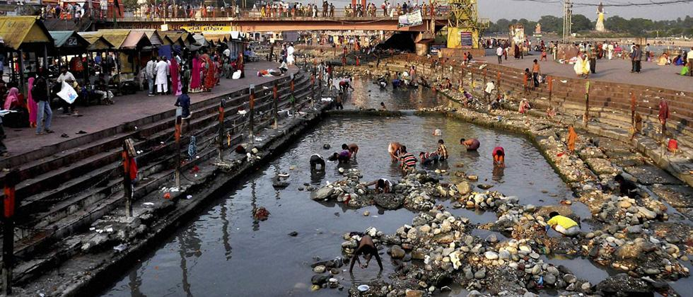 NGT declares 100m from edge of Ganga as no-development zone