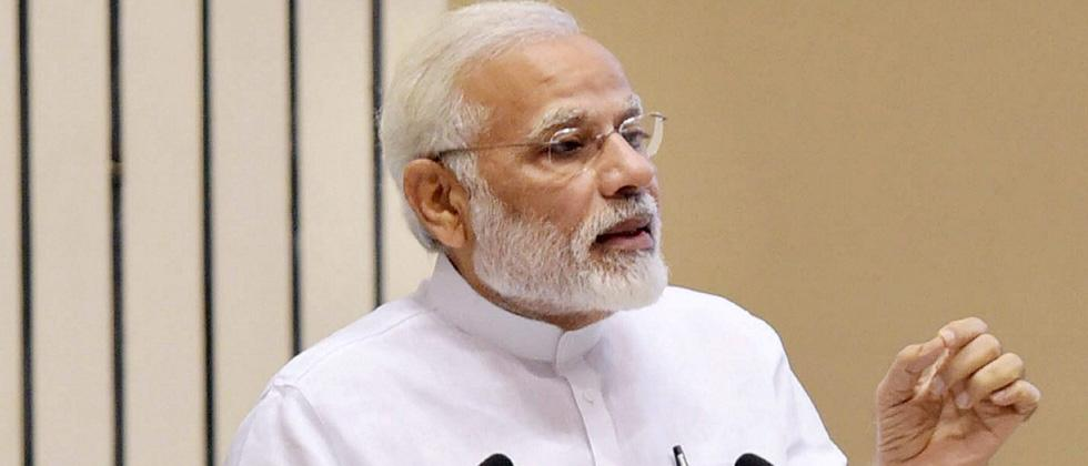 Sanitation workers should have first claim to say Vande Mataram: Modi
