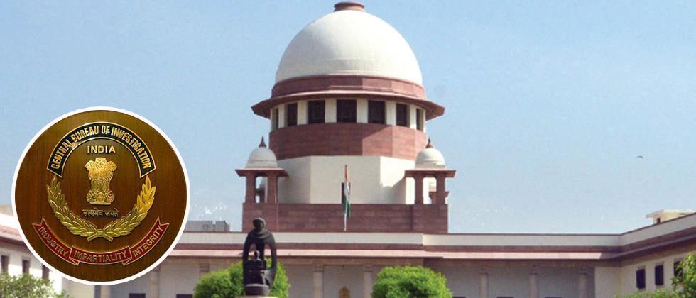 "Centre should ""immediately"" appoint regular CBI Director, says SC"