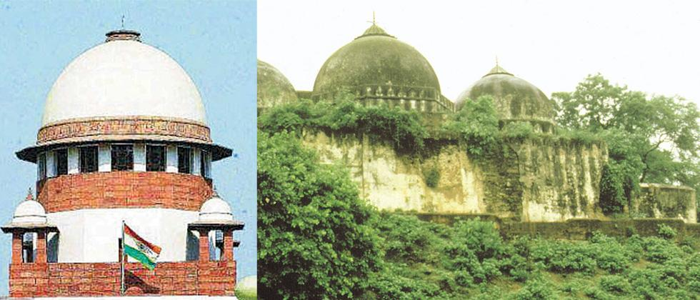 SC asks Swamy to mention his Ayodhya plea after verdict on whether mosques are integral to Islam