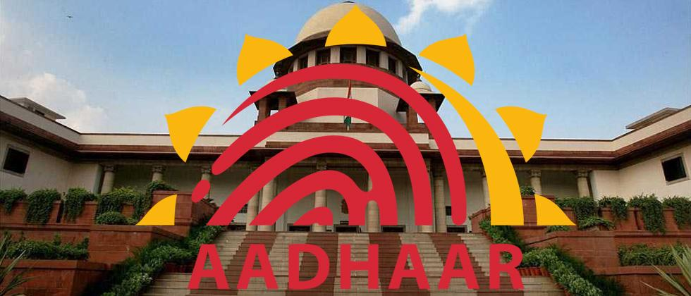 SC declares Aadhaar scheme constitutionally valid, strikes down some provisions