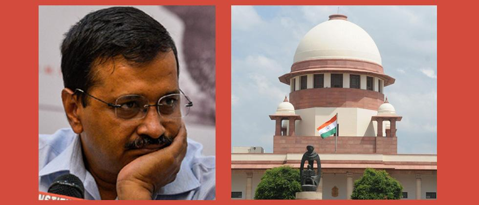 SC refuses urgent hearing of plea to declare Kejriwal's sit-in as unconstitutional