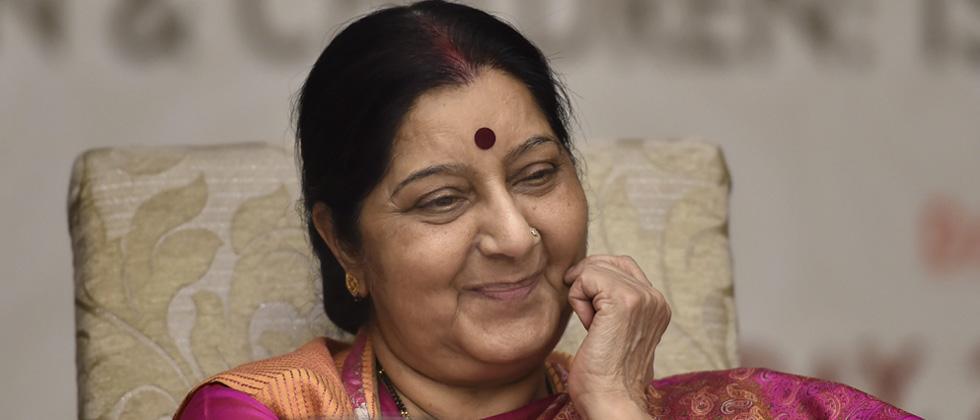 Doklam dispute resolved through 'diplomatic maturity': Sushma Swaraj