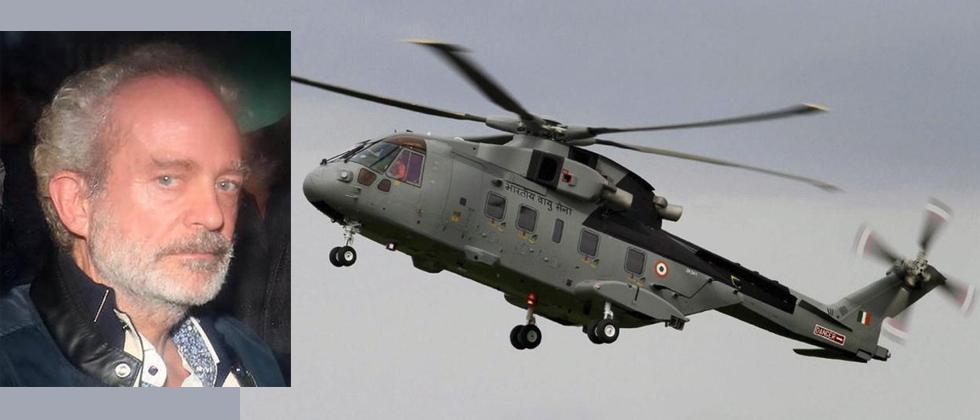 VVIP chopper: ED files supplementary charge sheet against Michel before Delhi court
