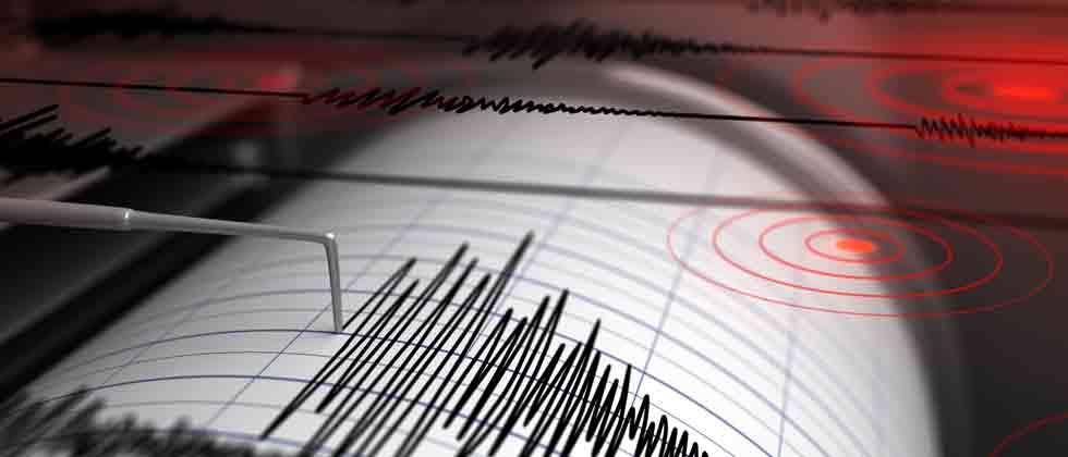 Moderate intensity quake felt in Kashmir