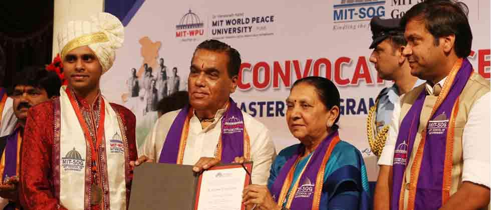 Educated youths can take India towards clean politics: Patel