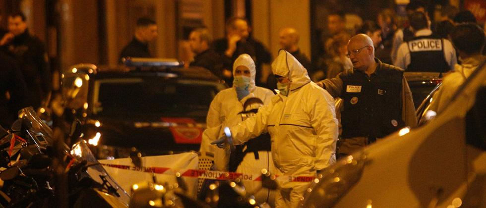 IS claims responsibility of Paris knife attack