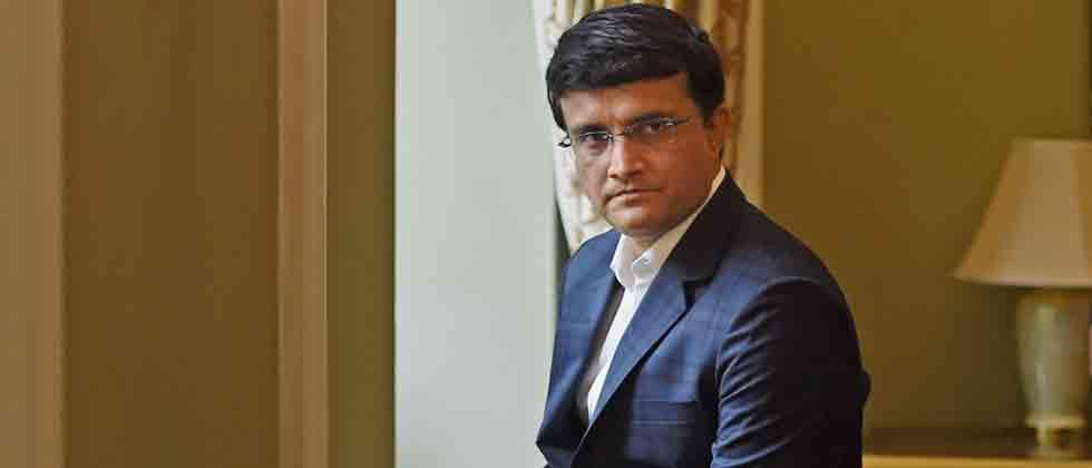 No need to comment on shastri's claim: Dada's still got the swagger