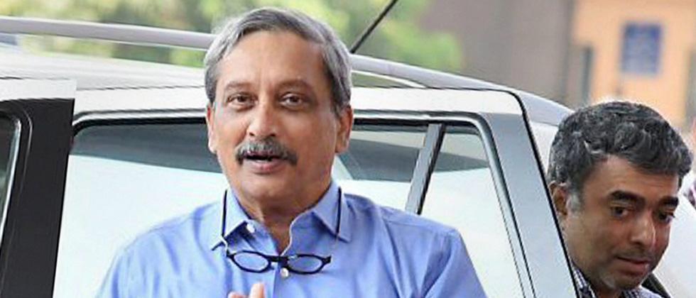 Parrikar presents Rs 17,123-crore Goa budget