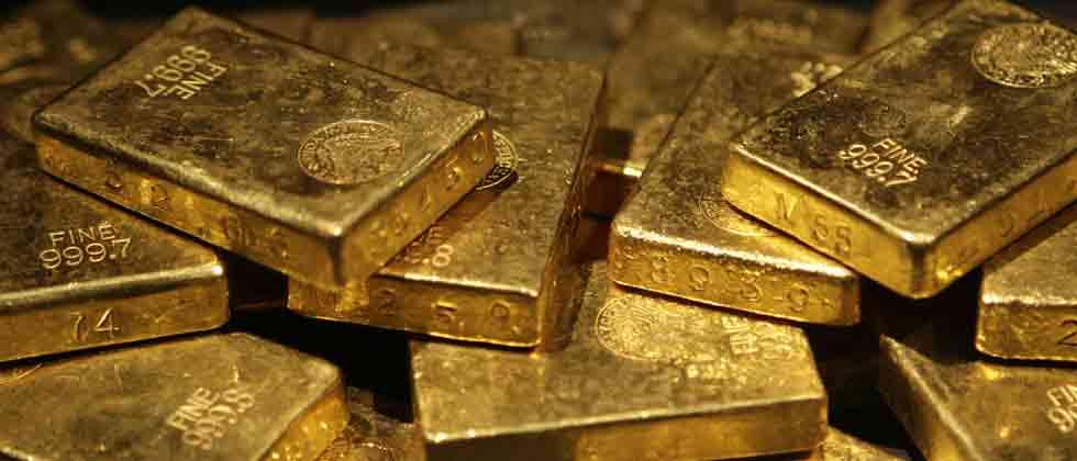 Gold slips further, down Rs 150 as demand softens