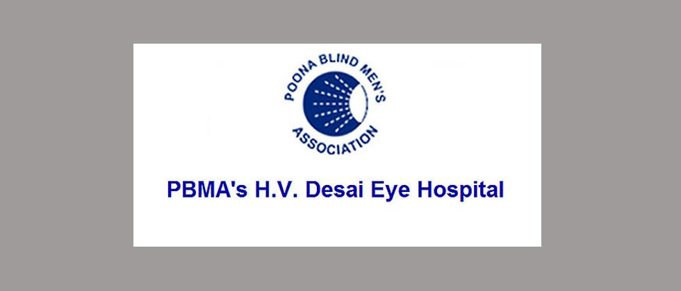 HV Desai Eye Hosp marks death anniv of PBMA prez