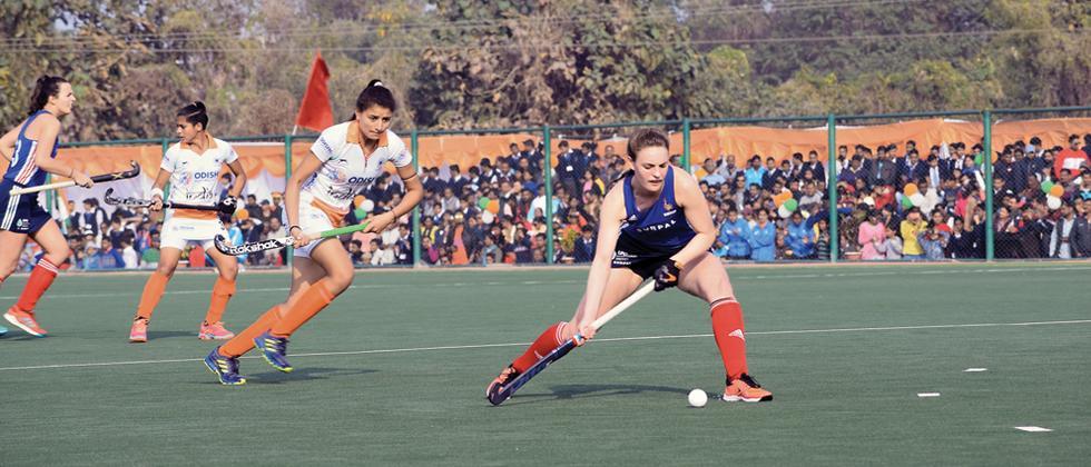 India 'A' women defeat France 'A' 3-2