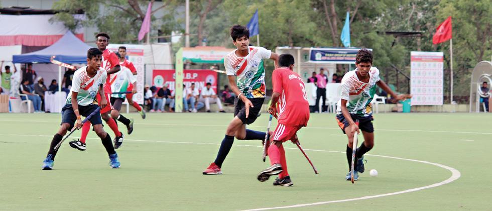 SNBP scores 4 against Pratap Nagar