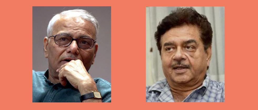 Yashwant, Shatrughan crossed all limits, should quit party