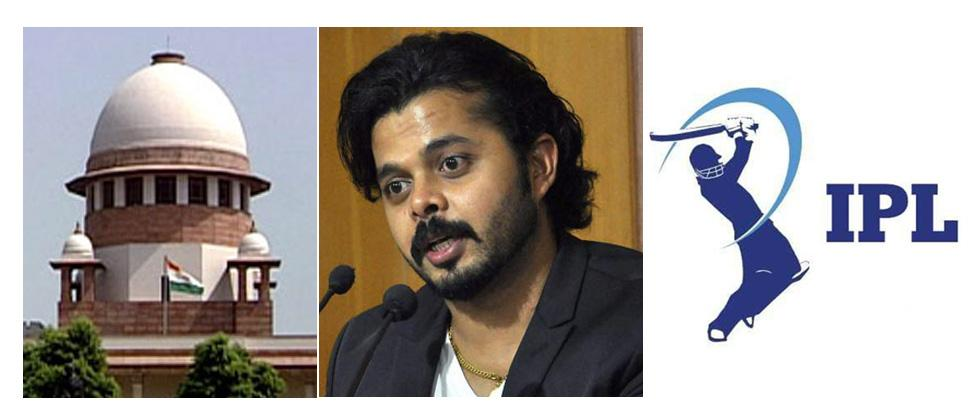 Decide appeal against Sreesanth's discharge in IPL spot-fixing: SC to Delhi HC