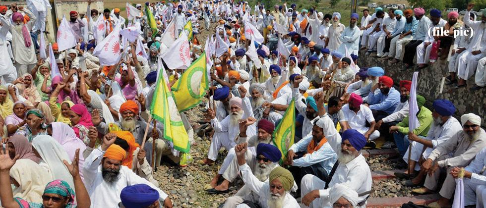 Farmers' stir begins in several states