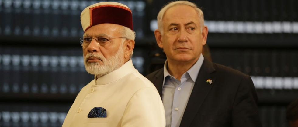 Inspired by Modi's enthusiasm for yoga: Netanyahu