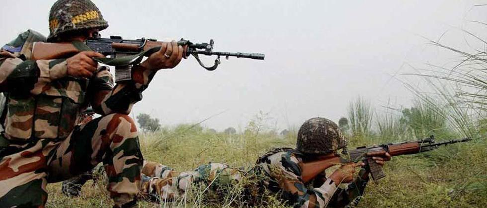 Army officer, 3 jawans killed in Pak shelling in J&K's Rajouri