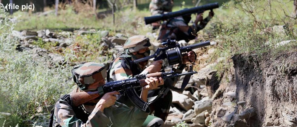 Two Hizbul militants killed in encounter in Anantnag