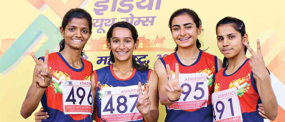 Sprinters add glitter to Maha rush