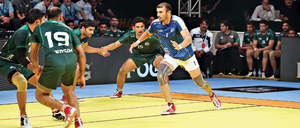 Nation pledges support for Indian kabaddi team