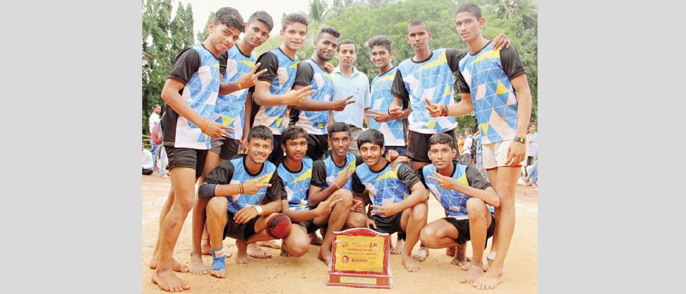 Shahu Mandir claims title