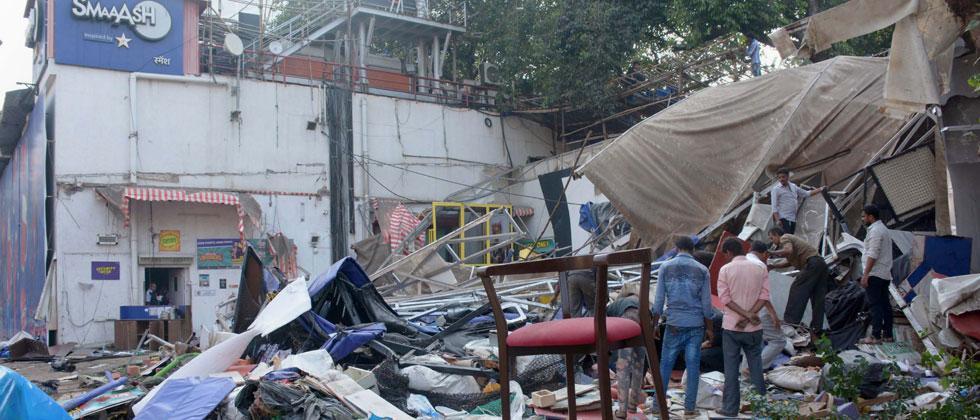 Mumbai pub blaze: Who said slow down probe, opposition asks BMC chief Ajoy Mehta