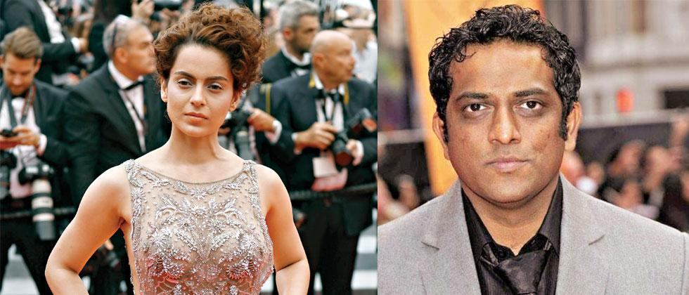Kangana and Anurag reunite for 'Imali'