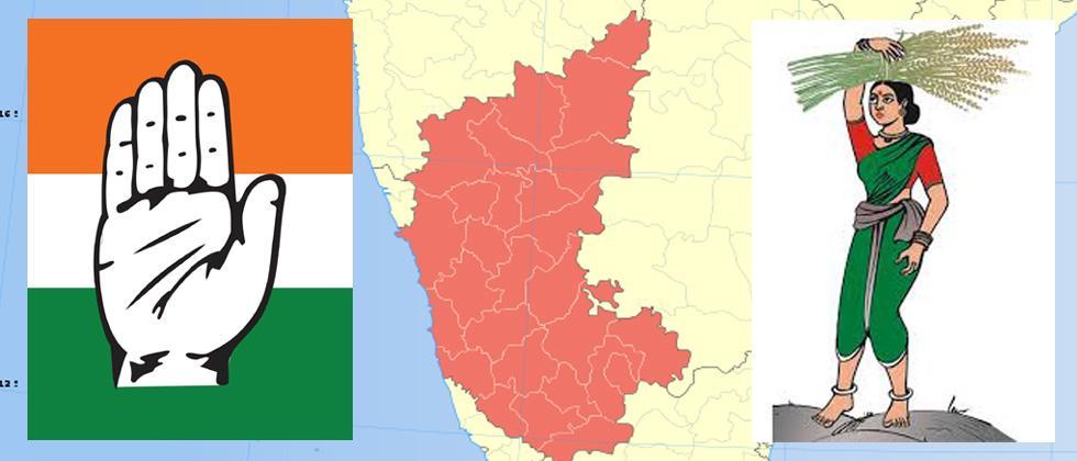 Congress backs JD-S after Karnataka delivers hung Assembly