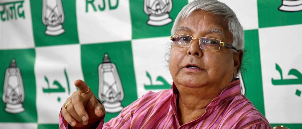 Jharkhand HC cancels Lalu Yadav's provisional bail