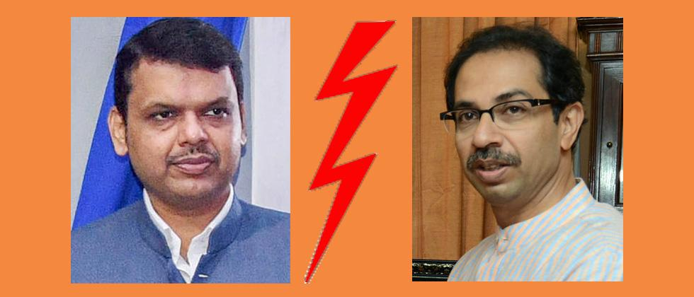 BJP-Sena Alliance Faces Breakup?