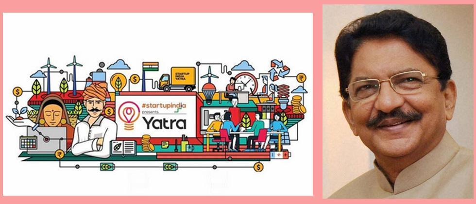 Startup India-Maharashtra Yatra to help students launch startups