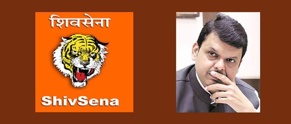 Maharashtra CM beating drums without sound: Shiv Sena