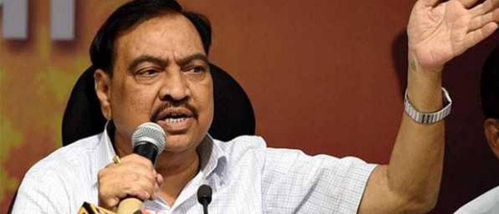 Eknath Khadse not keen to return to Maharashtra cabinet