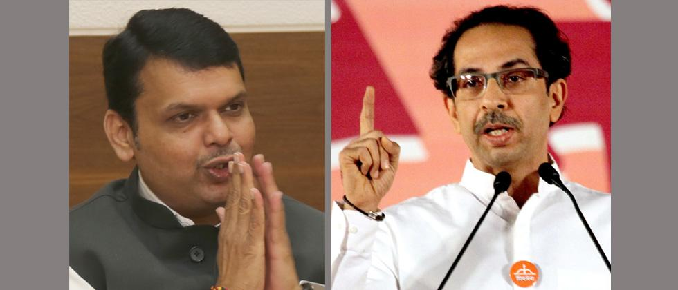 Sena asks BJP to remove babus who hinder development