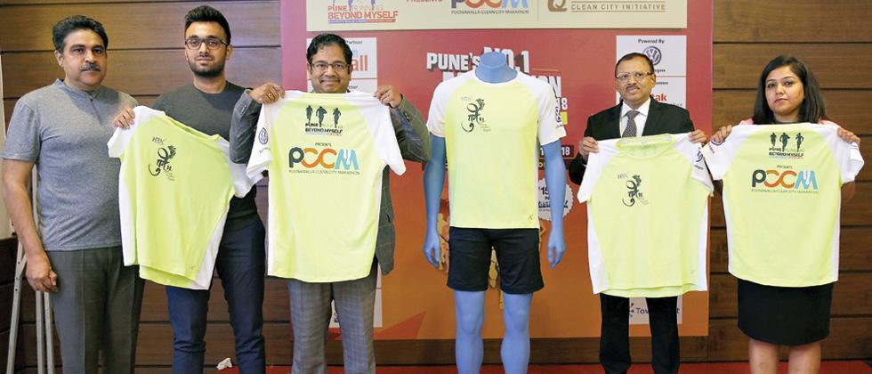 Poonawalla Clean City Marathon on Nov 18