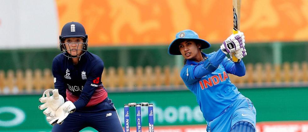 Mithali Raj becomes highest scorer in women's ODI