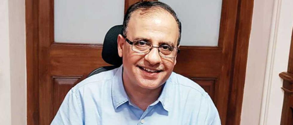 BMC commissioner Ajoy Mehta to be new Maharashtra chief secretary
