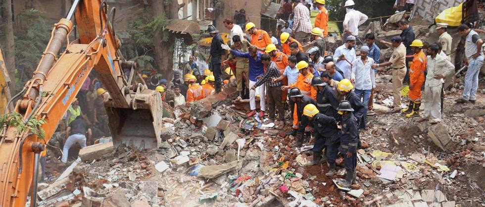 Ghatkopar bldg collapse echoes in Maha Assembly