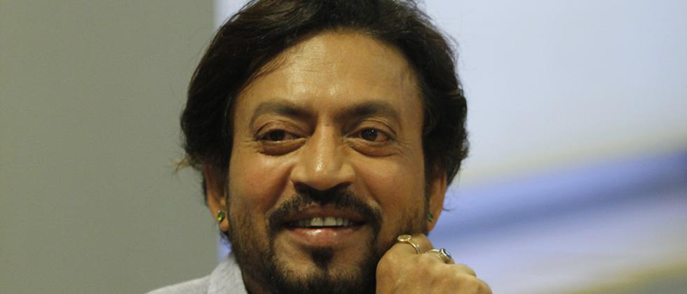 Irrfan Khan says diagnosed with neuroendocrine tumour