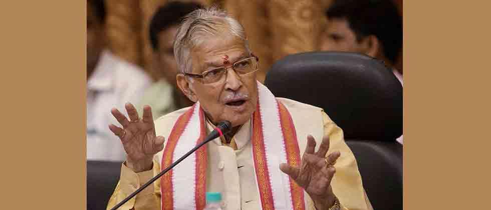 LokSabha 2019: BJP for Joshi not contesting Lok Sabha polls