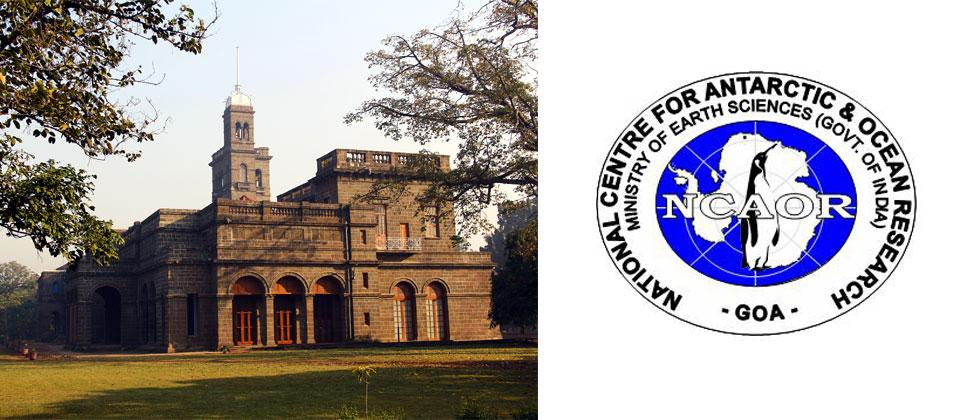 SPPU and NCAOR sign MoU to facilitate research