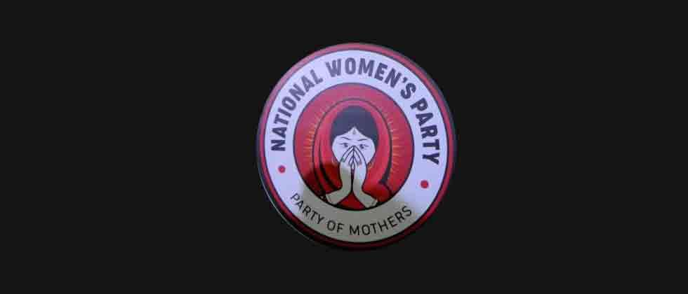 Women's Party launched, demands 50% reservation