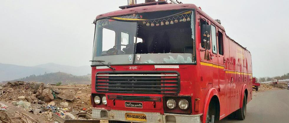 Anti-encroachment drive turns violent in Kondhwa